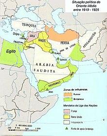 Histria do Oriente Mdio  Wikipdia a enciclopdia livre