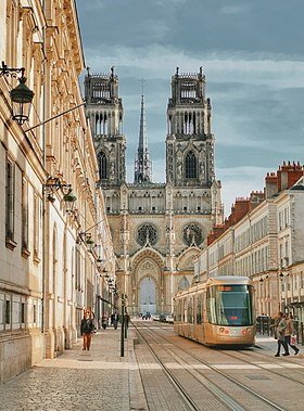 5ab3ba8a3b790d Orléans — Wikipédia