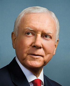 United States Senate election in Utah, 2012 - Image: Orrin Hatch 113th Congress