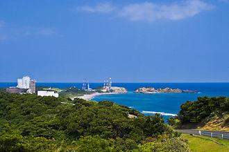 Minamitane, Kagoshima - Tanegashima Space Center