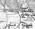 Osova, 1866—1887, map.png