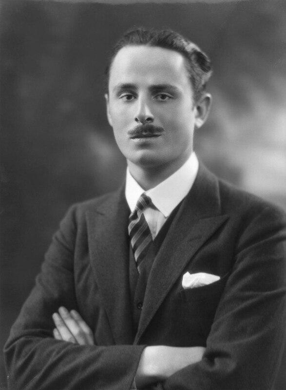 Oswald mosley MP