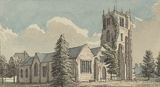 Oswestry Church