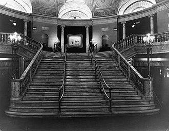 Capitol Cinema (Ottawa) - Capitol Cinema lobby