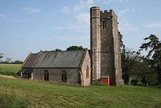 Otterford Human settlement in England