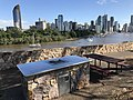 Outdoor, public barbecues in Kangaroo Point Park with a view 2.jpg