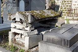 Grave of Dubel and Guillard
