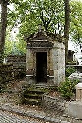 Tomb of Halligon and Colin