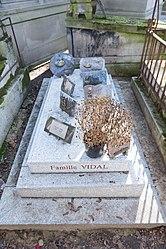 Tomb of Vidal