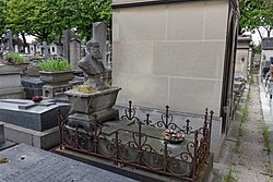 Tomb of Barbe Philomène Specht and Jacob Heinrich Steigelmann