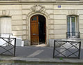 P1260972 Paris XVIII rue des Saules n45 rwk.jpg