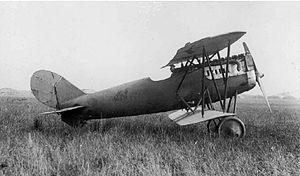 Pfalz Flugzeugwerke - Pfalz D.XV