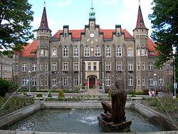 Ratusz-siedziba Urz�du Miasta