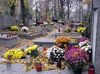 Bródno Cemetery - Image: PL Warsaw Bródno cemetery