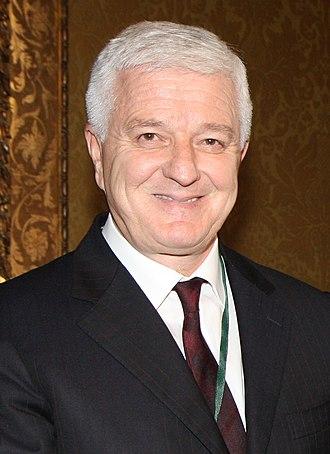 Duško Marković - Image: PM Dusko Markovic