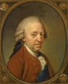PORTRAIT OF PRINCE CHARLES EDWARD STUART, THE YOUNG PRETENDER .PNG