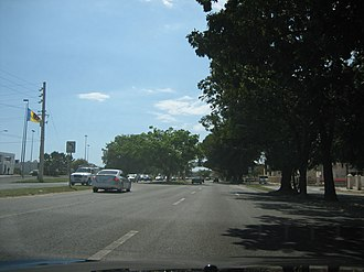Puerto Rico Highway 2 - PR-2 in Ponce
