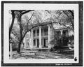 PRINCIPAL (EAST) SIDE - Michel B. Menard House, 1603 Thirty-third Street, Galveston, Galveston County, TX HABS TEX,84-GALV,3-4.tif