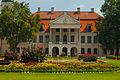 Pałac w Kozłówce, widok od frontu.jpg
