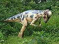 Pachycephalosaurus Modell.JPG