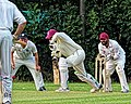 Pacific CC v Chigwell CC at Crouch End, London, England 17.jpg