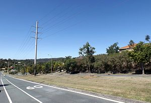 Pacific Pines, Queensland - Pacific Pines Boulevard, 2015