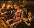 Painting of Saint Cecilia 01.jpg
