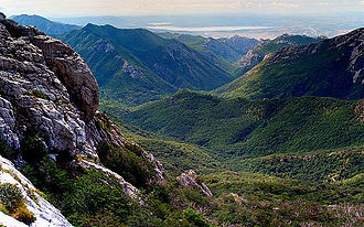Protected areas of Croatia - Image: Paklenica Buljma