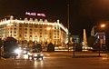 Palace Hotel (Westin) and Fuente de Neptuno (6394590159).jpg