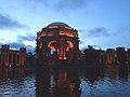 Palace of Fine Arts at dusk, SF.jpg
