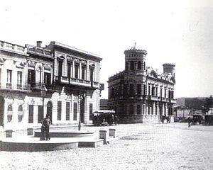 Palacio Haedo - Image: Palacio Haedo (ca. 1890)