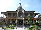Der Eisenpalast von Orizaba, der bis 1991 als Rathaus diente