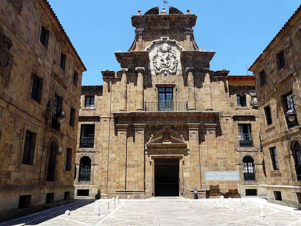 Palacio de los marqueses de Prado, León