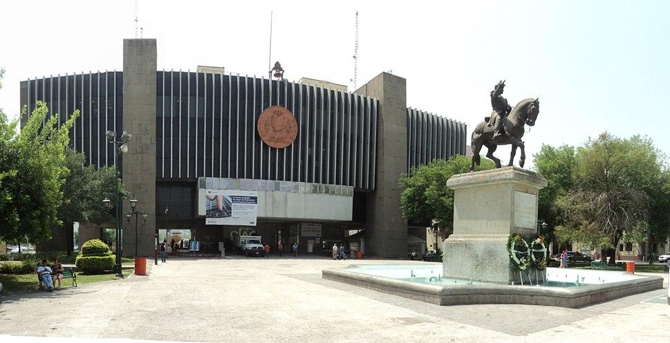 Palacio municipal monterrey