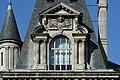 Palais de Justice, pavillon d'angle quai des Orfèvres-boulevard du Palais, lucarne.jpg