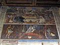 Palazzo schifanoia, salone dei mesi, 06 giugno (maestro dagli occhi spalancati), trionfo di mercurio 01.JPG