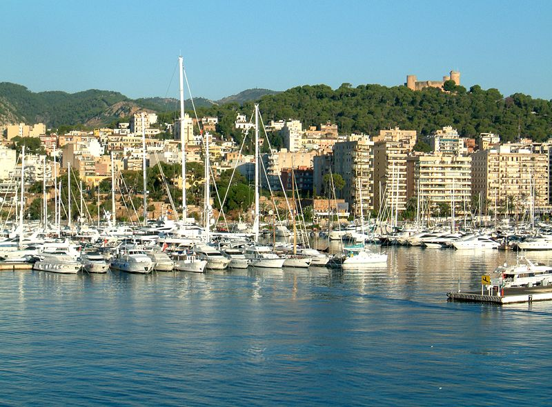 Dreaming of Palma de Mallorca 1