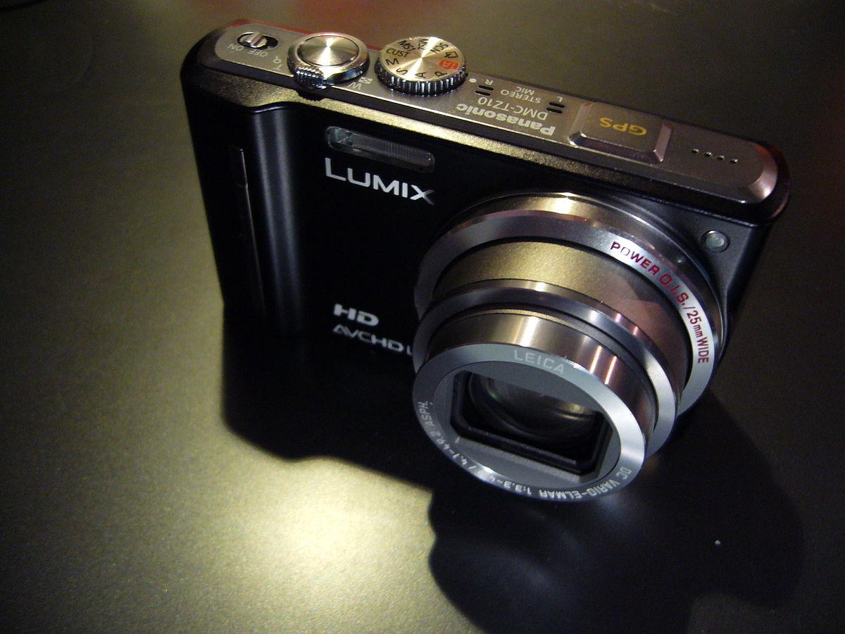 Panasonic Lumix DMC-TZ10 - Wikipedia