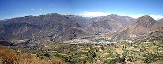 Cotahuasi District District in Arequipa, Peru