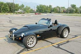 Image illustrative de l'article Panoz AIV Roadster