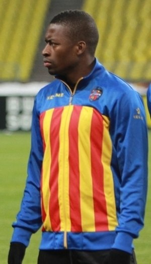Papakouli Diop - Diop as a Levante player (2013)