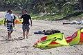 Para-sail surfing lesson at beach in Carolina, Puerto Rico.jpg