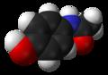 Paracetamol-3D-vdW.png