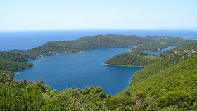 Image illustrative de l'article Parc national de Mljet