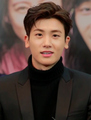Park Hyung-sik in Hwarang Promotion in January 2017 01.png