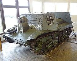 Parola Tank Museum 205 - Komsomolets (37682183305).jpg