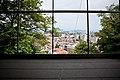 Part of Ljubljana viewed from the funicular terminal (3563744657).jpg
