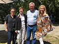 Participants in Earth Day at Iron Horse Vineyards 2017 - Stierch.jpg