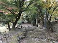 Path for Kirarazaka Slope near Bronze torii of Hikosan Shrine.jpg
