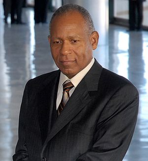 Leader of the Opposition (Trinidad and Tobago) - Image: Patrick Manning 2008
